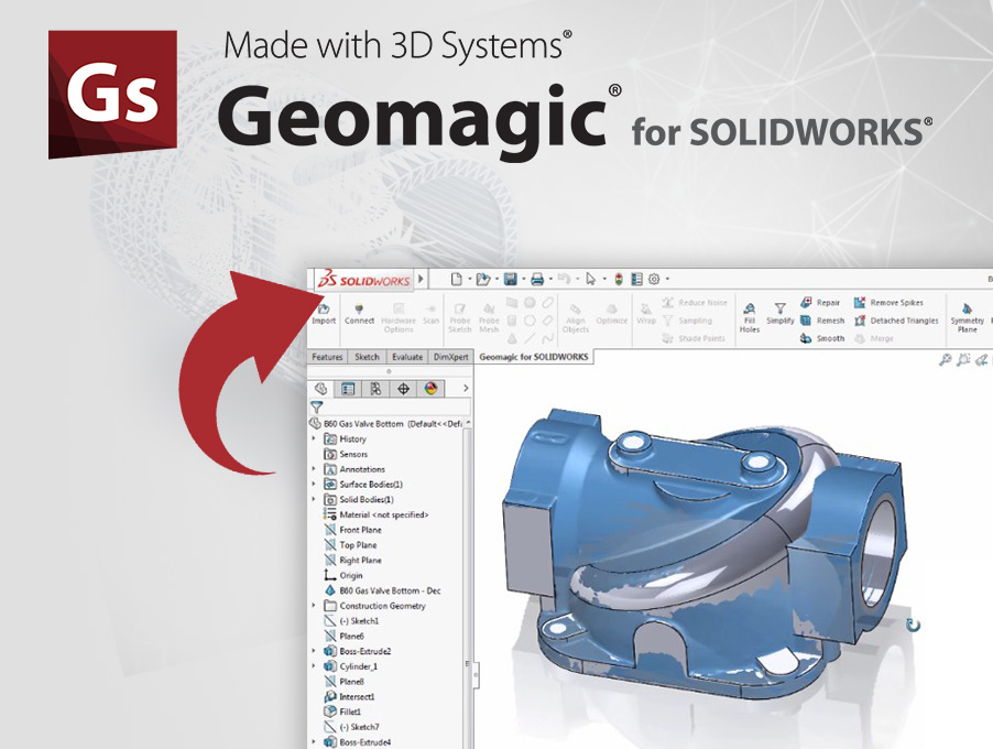 Geomagic for SOLIDWORKS® 1