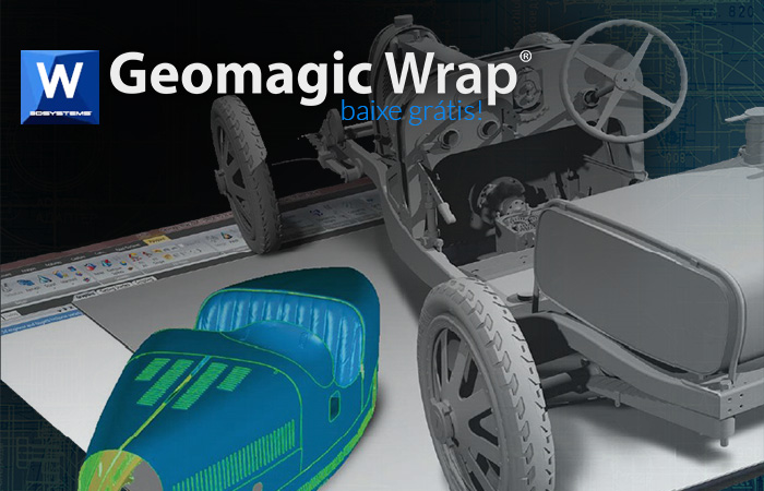 Geomagic Wrap 1