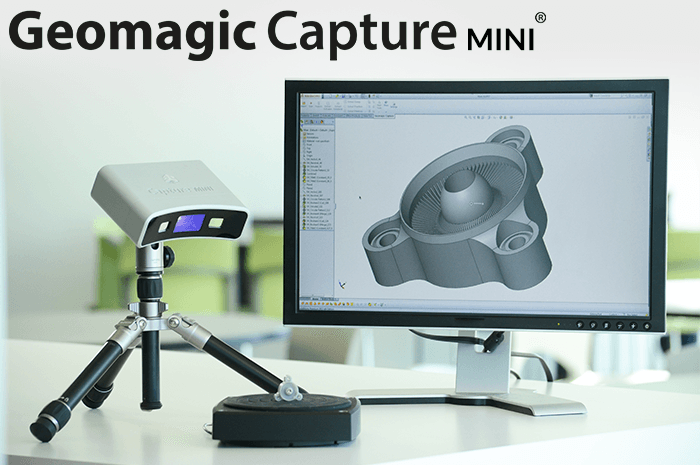 Scanner 3D Geomagic Capture Mini 1