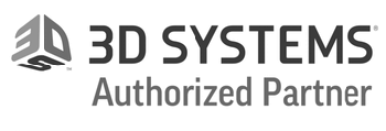 3DSystems authorized partner seal